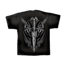 Load image into Gallery viewer, SERPENT BLADE  - T-Shirt Black