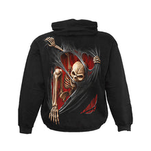 Load image into Gallery viewer, DEATH RIP  - Hoody Black