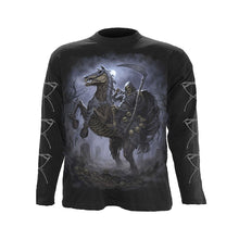 Load image into Gallery viewer, PALE RIDER  - Longsleeve T-Shirt Black