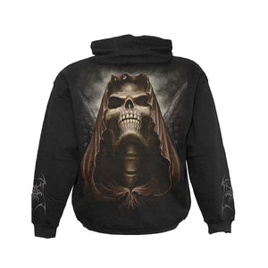 BLACK ANGEL  - Hoody Black
