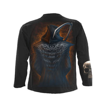 Load image into Gallery viewer, SHADOW REAPER  - Longsleeve T-Shirt Black