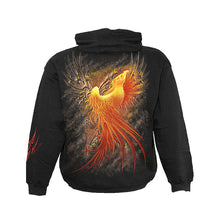 Load image into Gallery viewer, PHOENIX RISING  - Hoody Black