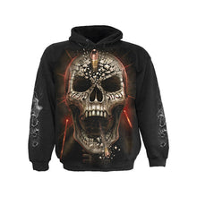 Load image into Gallery viewer, HEAD SHOT  - Hoody Black