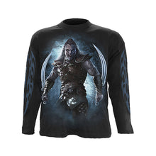 Load image into Gallery viewer, WARMONGER  - Longsleeve T-Shirt Black
