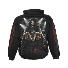 Load image into Gallery viewer, HELL ROCK  - Hoody Black