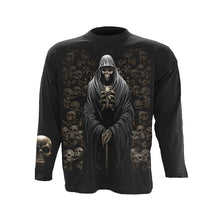 Load image into Gallery viewer, DEATH CRYPT  - Longsleeve T-Shirt Black