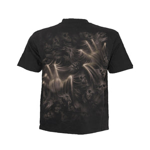 SCREAMING SOULS  - T-Shirt Black
