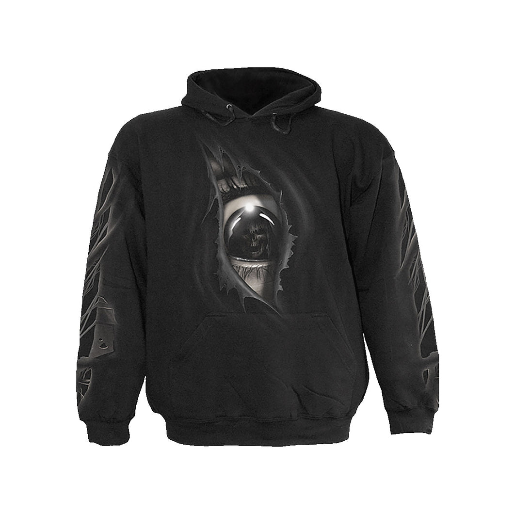 DEAD SCARED  - Hoody Black