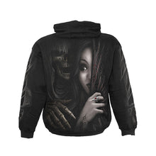 Load image into Gallery viewer, DEAD SCARED  - Hoody Black