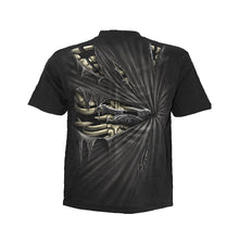 Load image into Gallery viewer, BONE SLASHER  - Allover T-Shirt Black