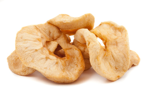 Dried Apple Rings - $3.90/lb - 44/lb case - Free Delivery