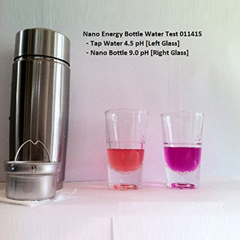 Steel Alkaline Water Filter PH Range 9.0 to 9.5
