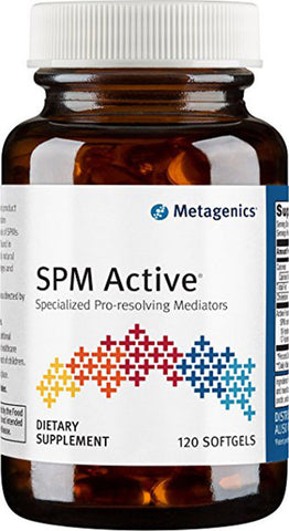 Metagenics SPM Active 120 Softgel