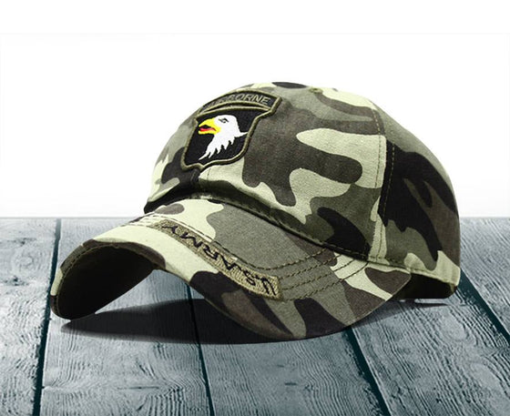 Not In Any Stores 101st Airborne Baseball Caps SCREAMING EAGLE Cap