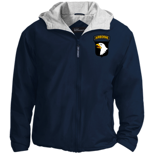 101st Airborne Division Polo Jacket