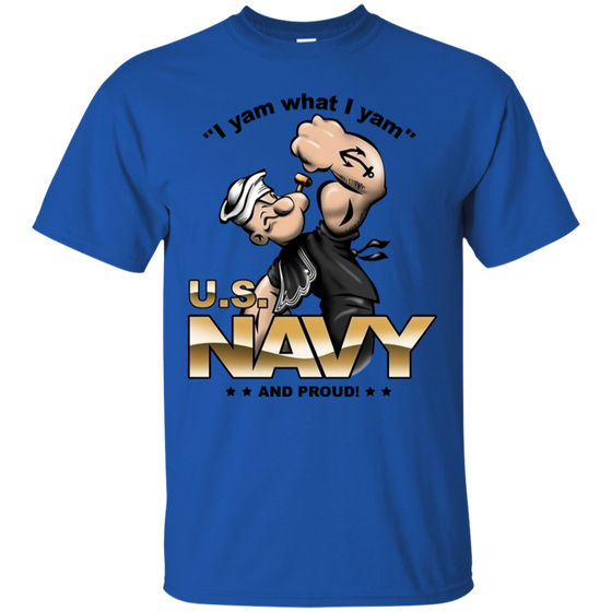 U.S. Navy And Proud