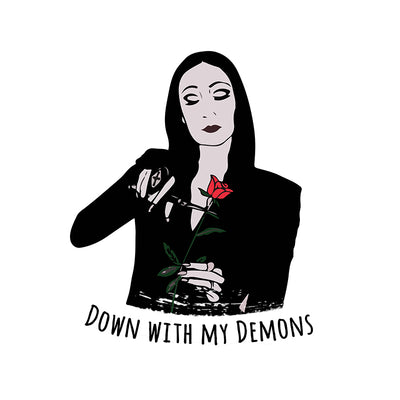 Down With My Demons