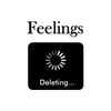 Deleted Feelings Tee