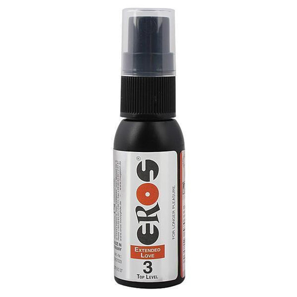 EROS Extended Love Top Level 3 Lubricant-Lubricant-EROS-30ml-Always Adult NA