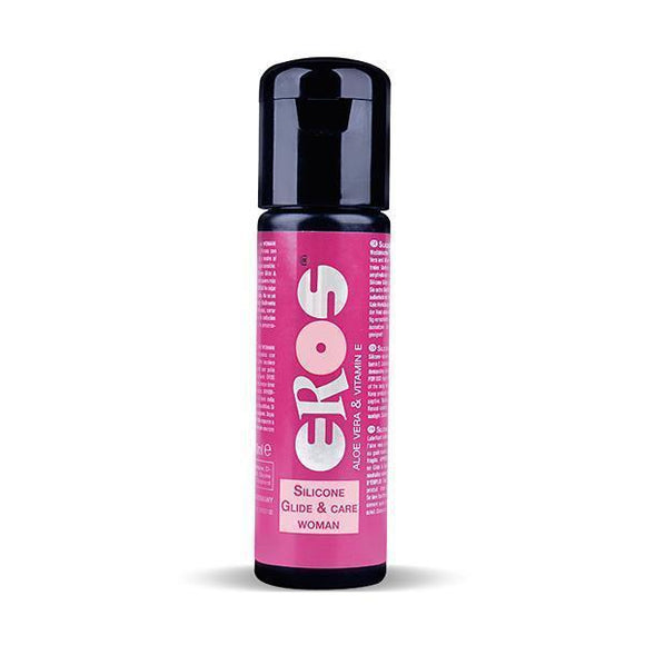 Eros Silicone Glide & Care Woman-Lubricant-EROS-30ml-Always Adult NA