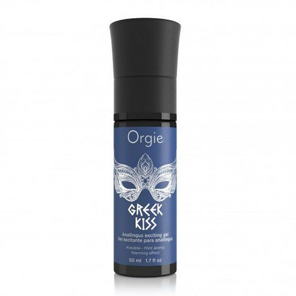 Orgie Greek Kiss-Lubricant-Orgie-50ml-Always Adult NA