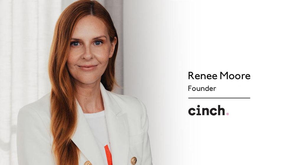 Renee Moore Founder Cinch Skin