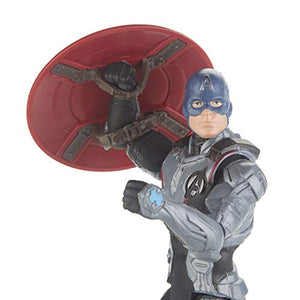 "Avengers Marvel Endgame Team Suit Captain America 6""-Scale Figure: Gateway"