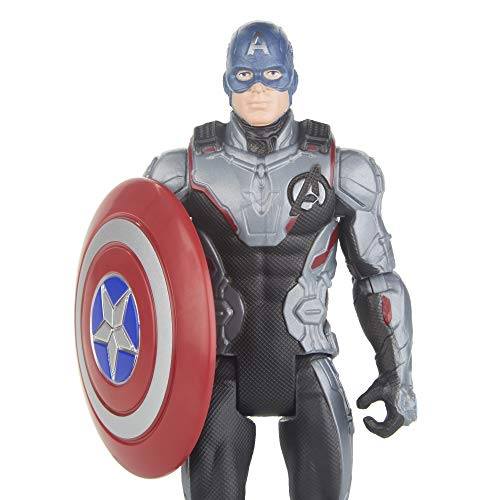 Avengers Marvel Endgame Team Suit Captain America 6