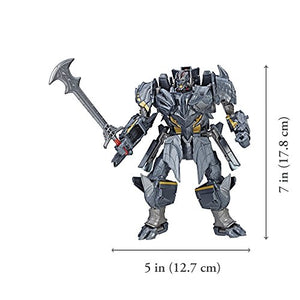 Transformers: The Last Knight Premier Edition Voyager Class Megatron: Gateway
