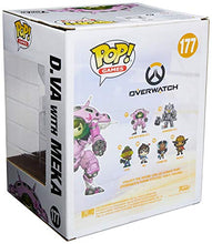 "Load image into Gallery viewer, Funko POP Games: Overwatch D.VA & Meka 6""  POP and Buddy"