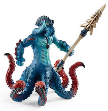 Load image into Gallery viewer, Schleich Eldrador Creatures Monster Octopus w/ Weapon: Schleich: Toys & Games