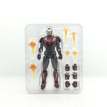 Load image into Gallery viewer, SHFiguarts Marvel Avengers MK47 Ironman Action Figure