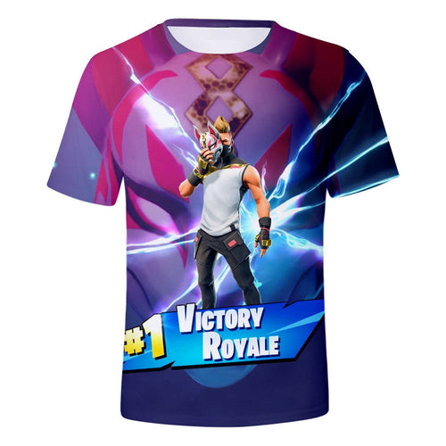 2019 Fortnite 3D T-shirts Many options