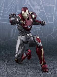 SHFiguarts Marvel Avengers MK47 Ironman Action Figure