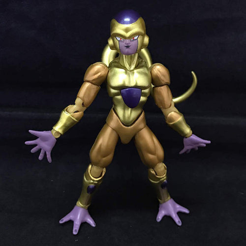 SHFiguarts Dragon Ball Z Golden Frieza Action Figure