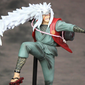 Anime Naruto Shippuden Jiraiya and Gama-Bunta Action Figure