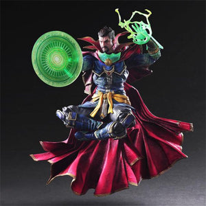 Play Arts Marvel The Avengers Hero Doctor Strange Action Figure