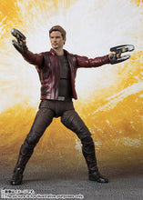 Load image into Gallery viewer, SHFiguarts Guardians of the Galaxy Star Lord Figure Marvel Avengers Action Figure