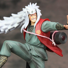 Load image into Gallery viewer, Anime Naruto Shippuden Jiraiya and Gama-Bunta Action Figure