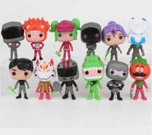 Load image into Gallery viewer, 12 pcs: 1 lot Game Fortnite Battle Royale Pop Action Figures