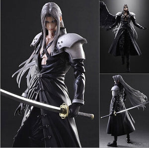 Final Fantasy VII Sephiroth action figure