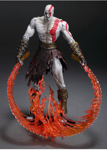 GOD OF WAR 2 Divine Retribution Kratos Ghost of Sparta  Action Figure