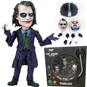 Toys Rocka - The Dark Knight The Joker Action Figures Model Kids Toys