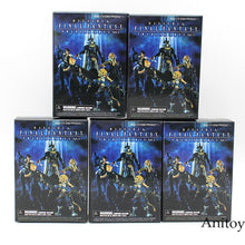 Load image into Gallery viewer, Final Fantasy 5pcs/set Cloud Warrior of Light Action Figures Squall Action Figure