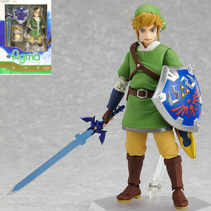 Legend of Zelda figure Skyward Sword Action Figures 10 choices