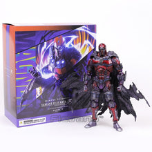 Load image into Gallery viewer, Marvel Universe VARIANT PLAY ARTS KAI MAGNETO Action Figure