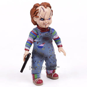 Child's Play CHUCKY Horror Doll PVC Figure Collectible Model Toy