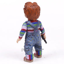 Load image into Gallery viewer, Child's Play CHUCKY Horror Doll PVC Figure Collectible Model Toy