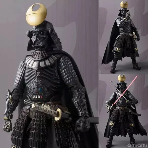 Star Wars Samurai Taisho Darth Vader Action Figure Collectible Model Toys