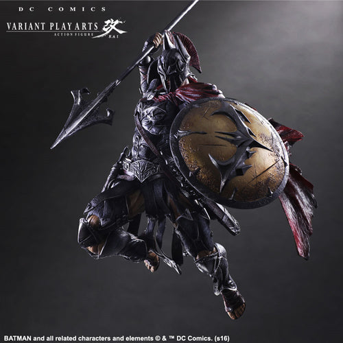 Variant Play Arts - 1\6 Batman Variant Timeless Spartan Action Figures Collectible Model Toys